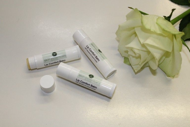 Lip Comfort Balm complete lip health treatment from Skin Essentials by Mariga, Wexford