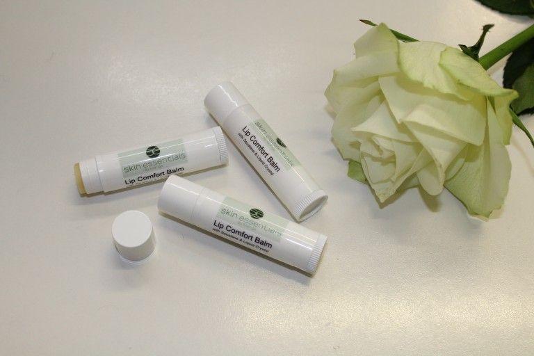 Lip Comfort Balm complete lip health treatment from Skin Essentials by Mariga, Wexford