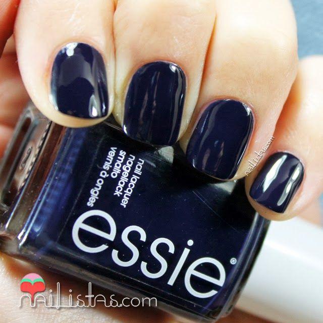 After School Boy Blazer Essie fall 2013 otoño swatch | <3 Nail ...