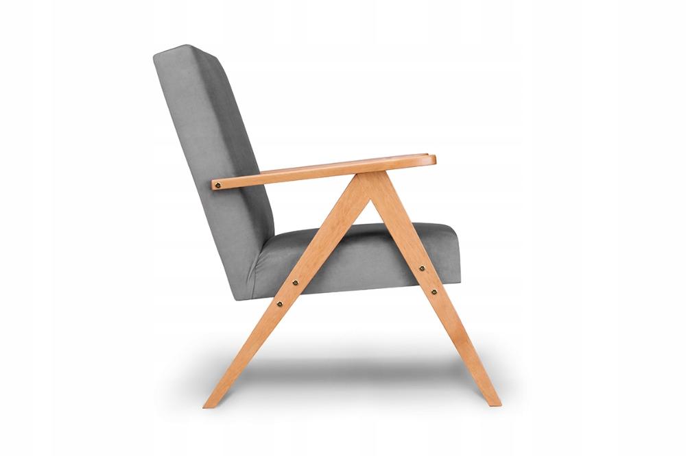Fotel Prl Drewniane Fotele Naset 4 Kolory Konsimo Soto Chair Furniture Chair