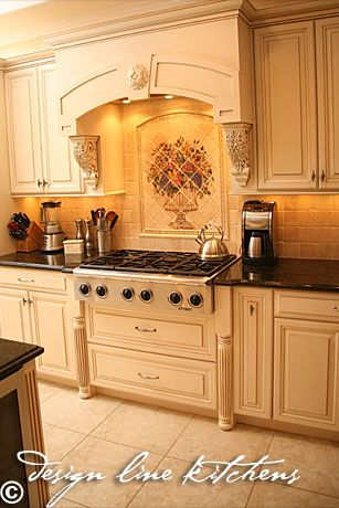 1000+ images about kitchen hoods on Pinterest | Stove, Custom ...