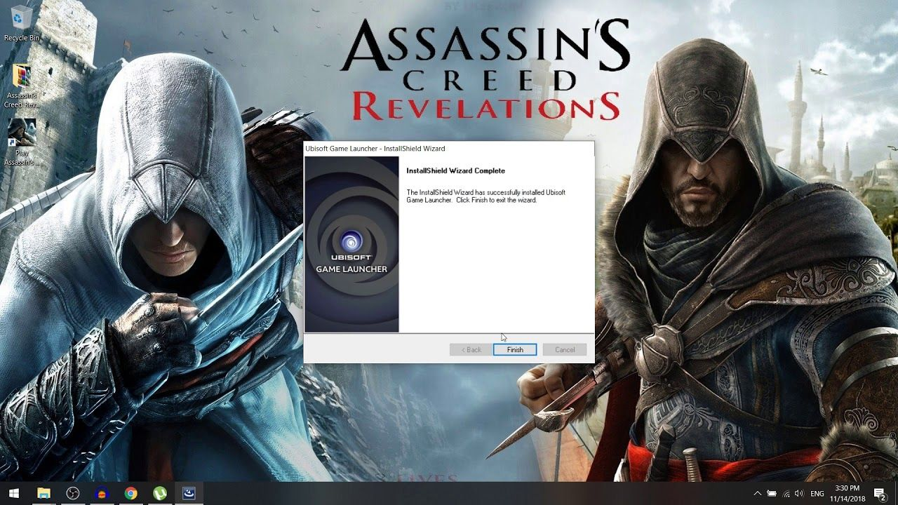 Assassin S Creed Revelations Full Version Pc Game For Free On