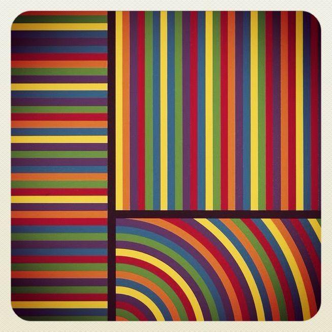 Sol lewitt colour art drawings structures prints for Sol lewitt art minimal