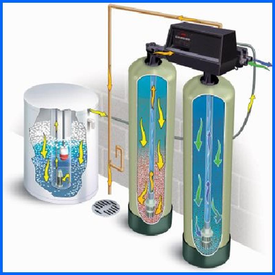 Indian Trade Bird Provide Water Softener or Water Softener