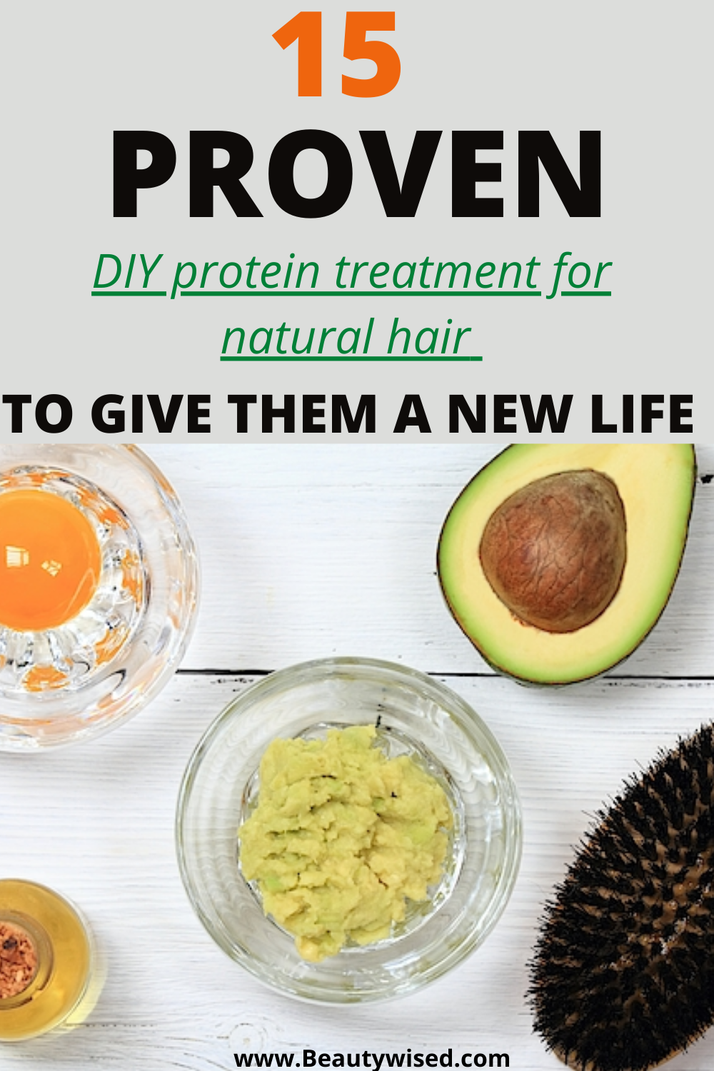 Give These Protein Hair Treatments For Your Natural Hair A Try And Thank Me La In 2020 Hair Protein Treatment Products Protein Treatment Natural Hair Protein Treatment