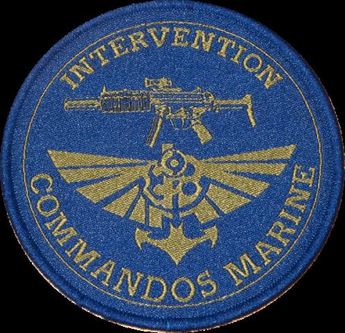 Autres Collections Insigne De Béret Des Forces Spéciales Commandos Marine Armée Française Tdm Pec Nu