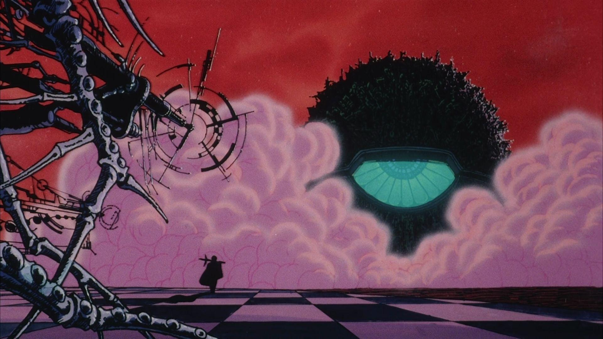 Angel's Egg (1985) • Anime movies