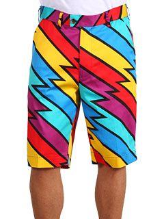 65168536db Loudmouth Golf - Captain Thunderbolt Short. Superhero status for sure!