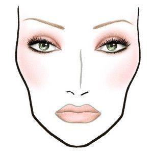 mac cosmetics face charts shop gt makeup gt face makeup