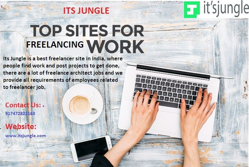 Its Jungle is a best freelancer site in India, where