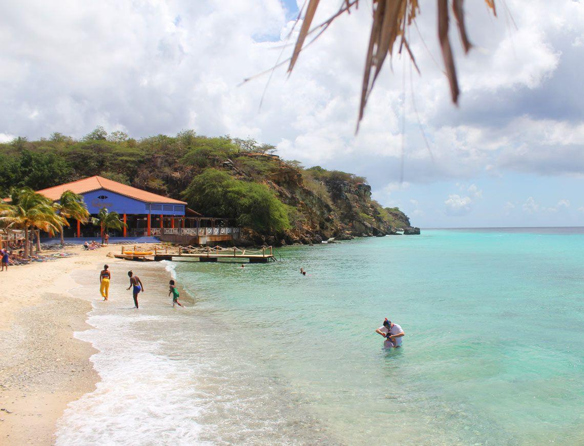 Kokomo Beach Strand Curacoa