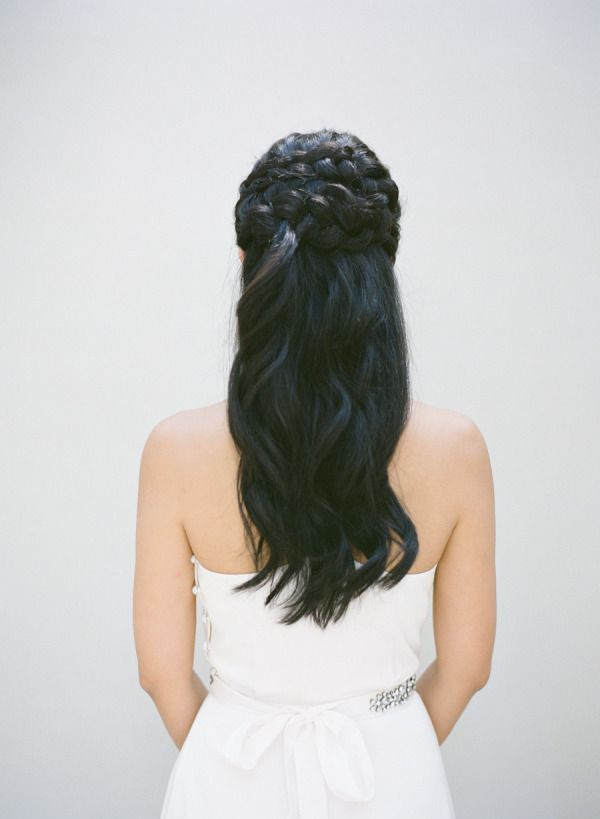 Thick Braided Statement: http://www.stylemepretty.com/2015/05/13/20-ways-to-rock-long-hair-at-your-wedding/