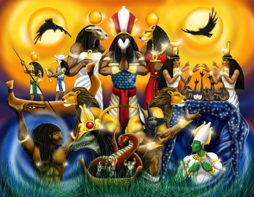17 Best images about Various Egyptian gods on Pinterest   Statue ...