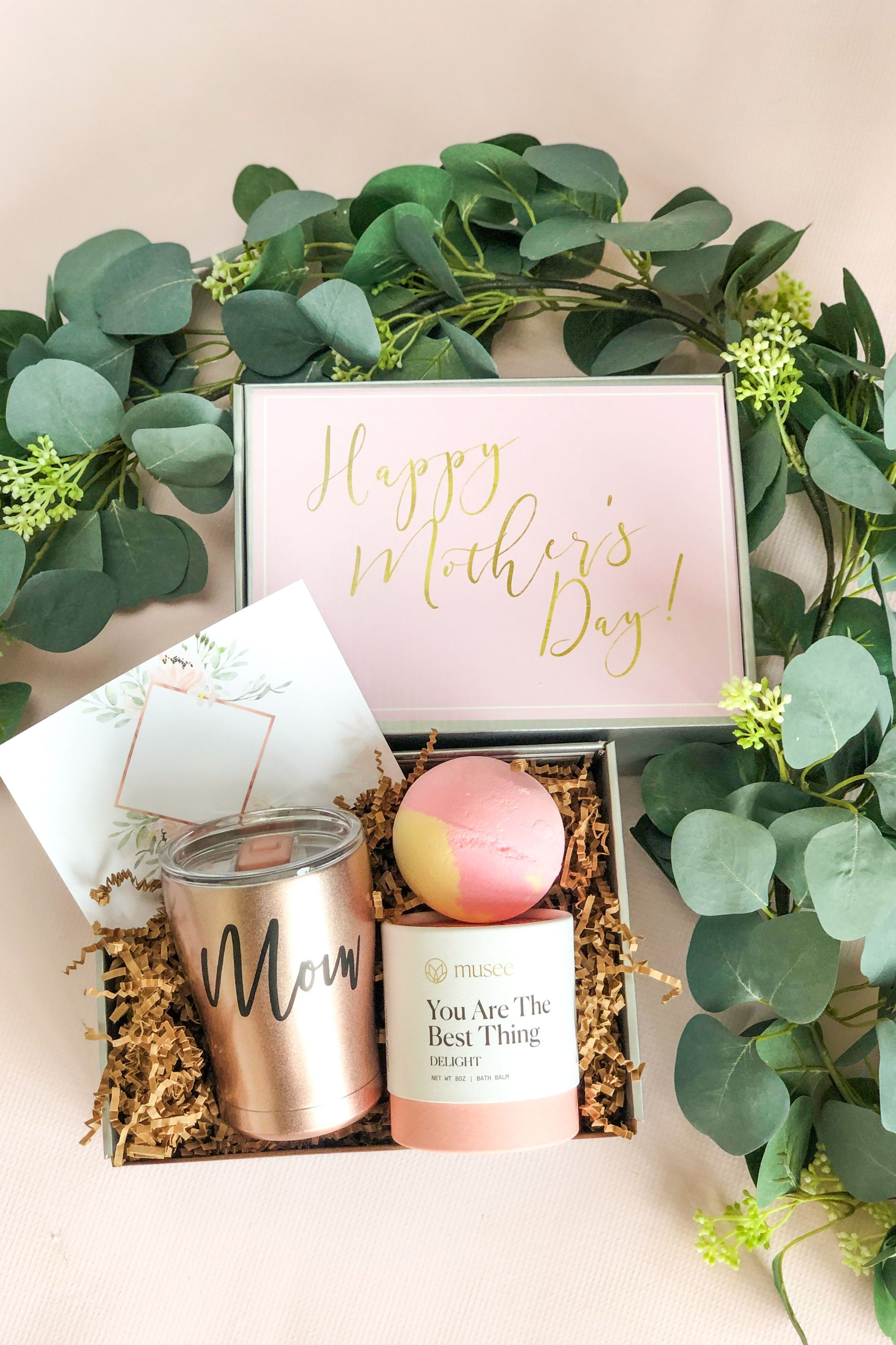 Happy Mother S Day Gift Box Small In 2020 Mother S Day Gift Sets Mother Day Gifts Happy Gifts