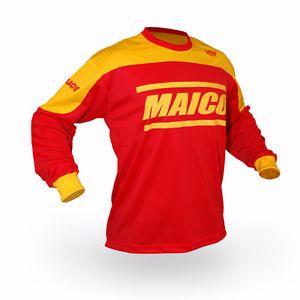 3d3c71158 Vintage Style Maico Motocross Jersey MX Enduro AHRMA motorcycle ...
