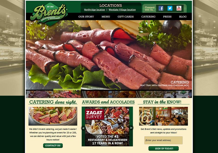 A great web design by DreamBox Creations, Inc., Los