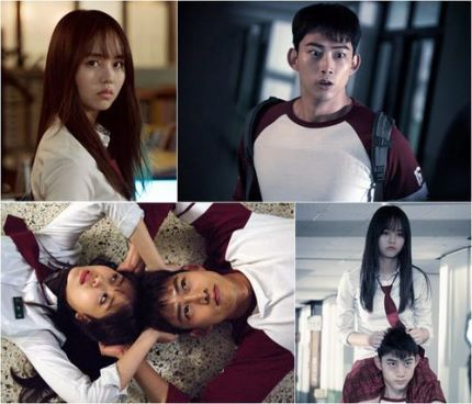 """""""Let's Fight Ghost's"""" teases fans with still cuts - http://www.kpopvn.com/lets-fight-ghosts-teases-fans-with-still-cuts/"""