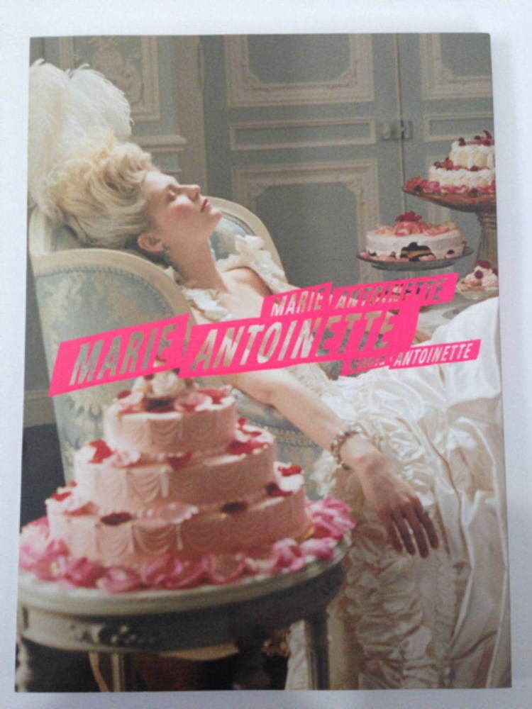 Marie Antoinette Visual Photo book photo Sofia Coppola Kirsten Dunst movie