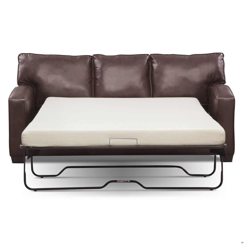 Sleeper Sofa Betten Auf Verkauf Leder Schlafsofa In Weißem ...