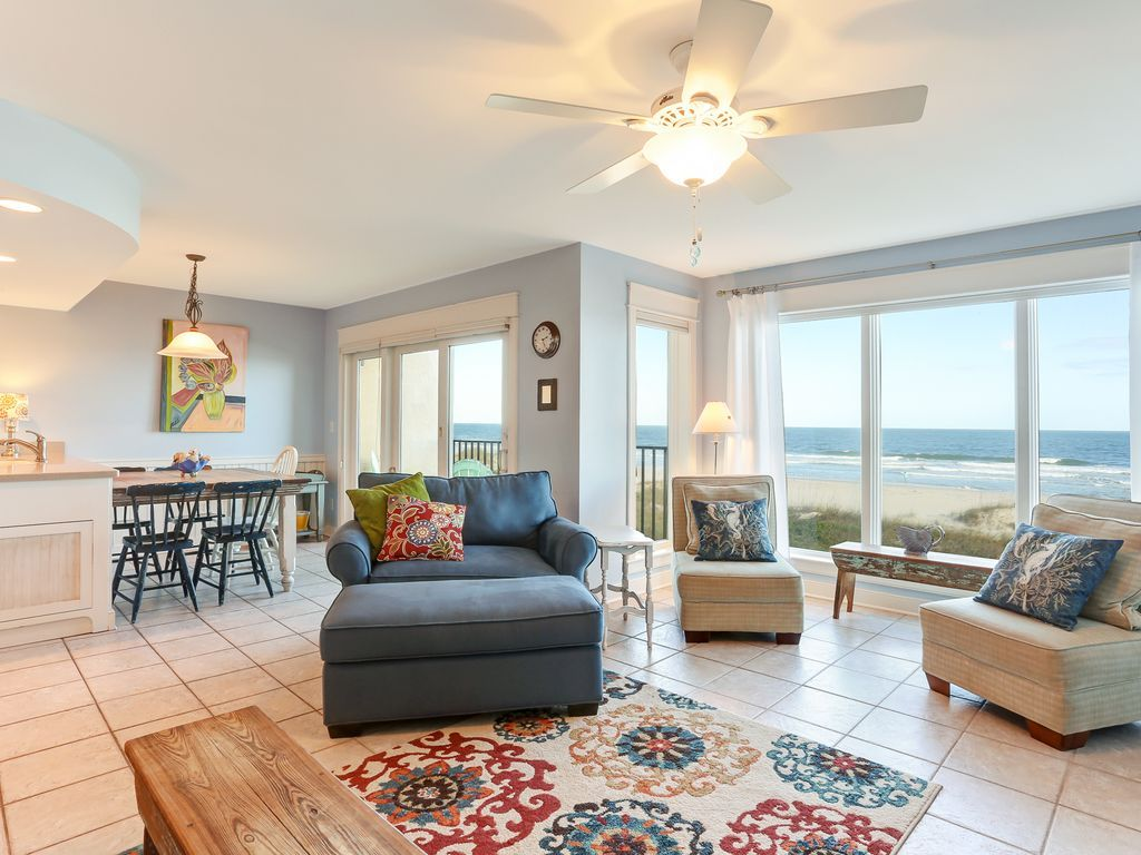 Condo Vacation Rental In Fernandina Beach, FL, USA From