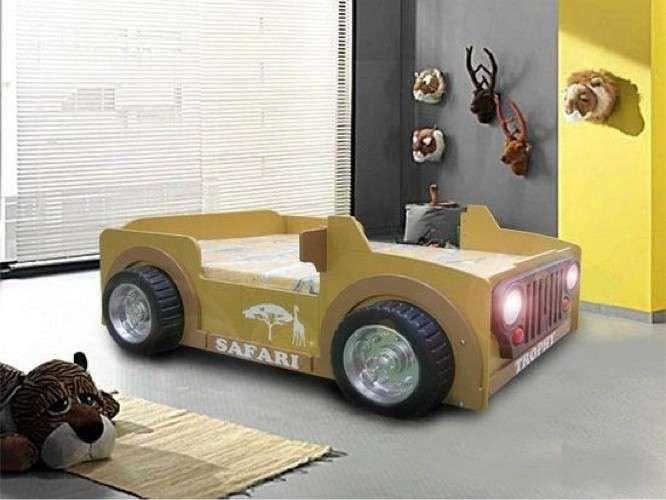 Letti per bambini a forma di macchina   Letti per bambini ...