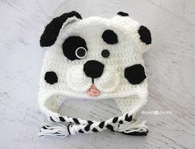 Crochet Dalmata