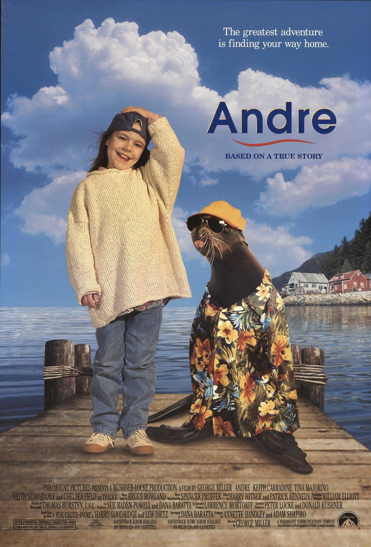 Andre (1994)  Tina Majorino | Movies i love <3 | 90s movies