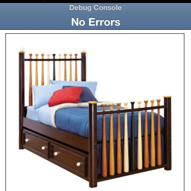 Baseball Bed Bedroom Furniture Stores Baseball Bed Kids
