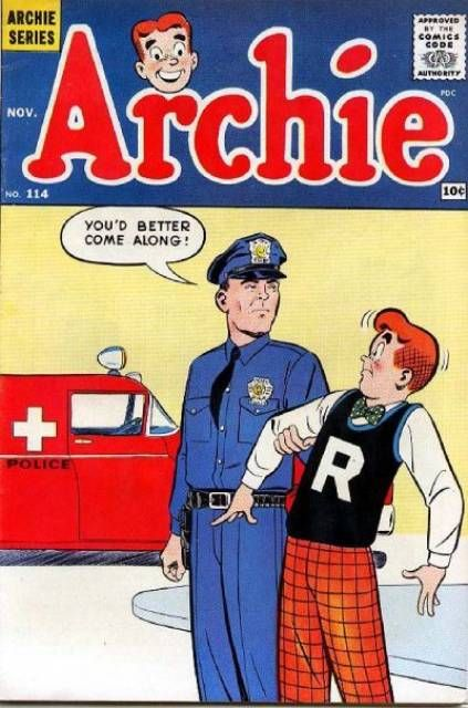 Archie #115 (Issue)