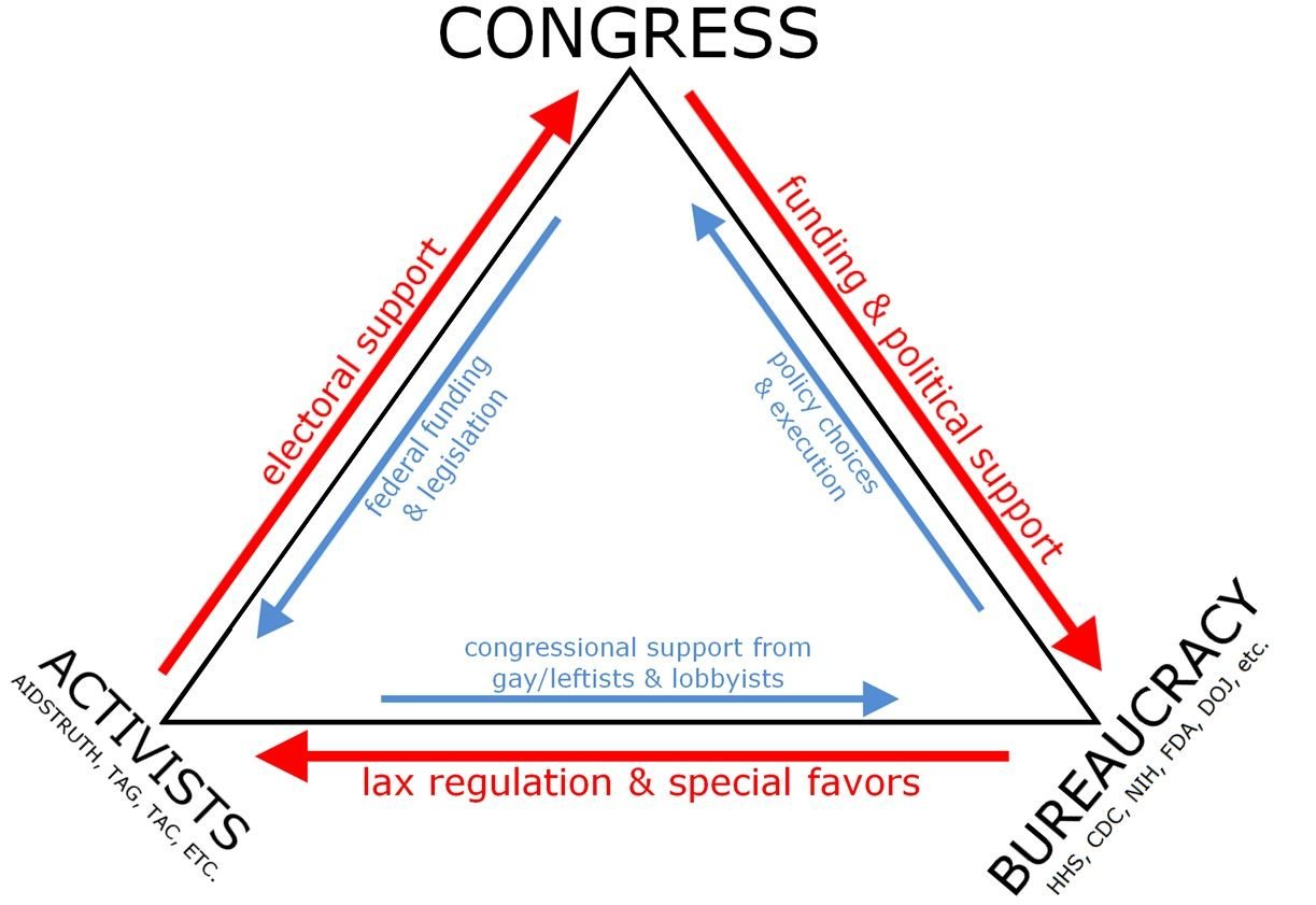 "Bureaucracy Examples   The Pharmaceutical ""Iron Triangle"