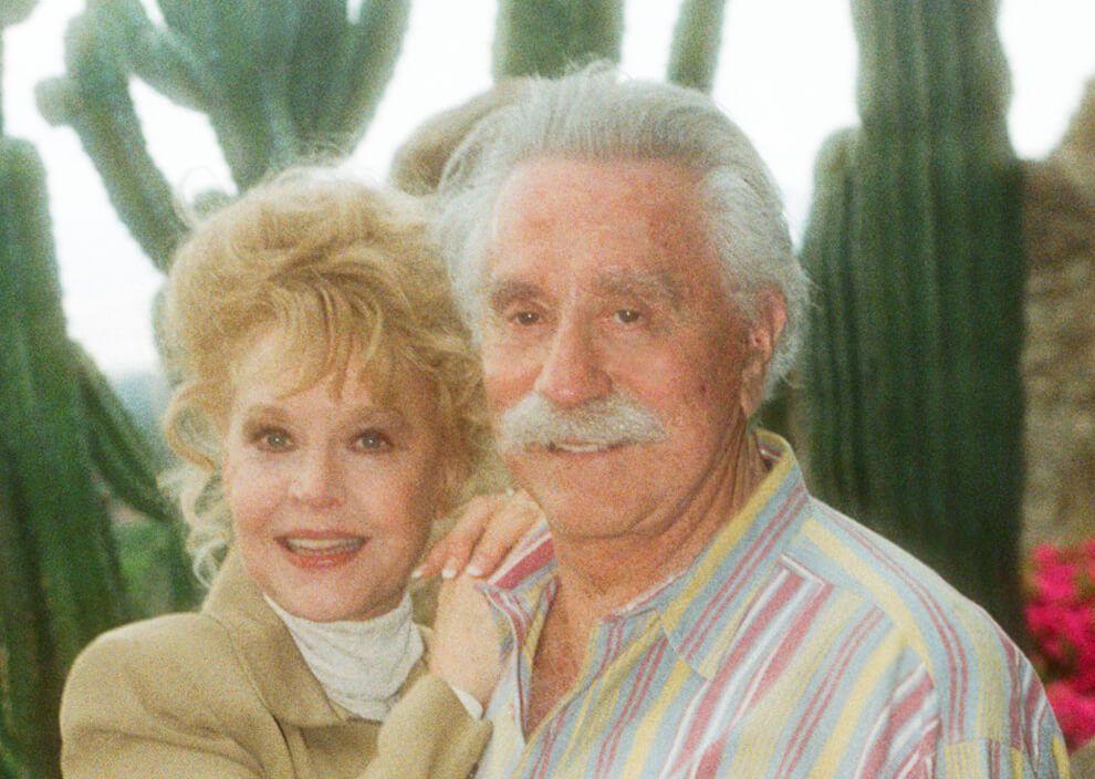 Betty and Joe Weider 37th Wedding Anniversary 1998 - Palm