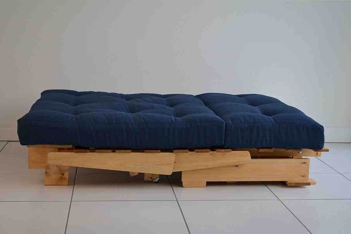 Double Futon Sofa Bed With Images