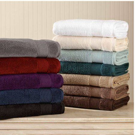 Bath Towels At Walmart Enchanting Better Homes And Gardens Extra Absorbent Bath Towel Collection Inspiration Design