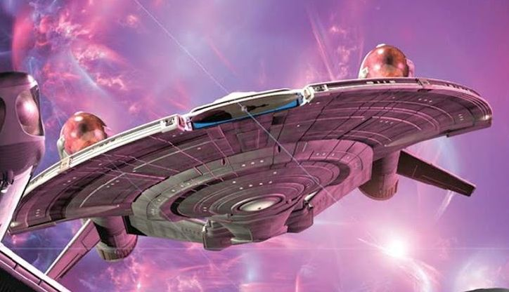 The USS Pioneer was an Intrepid-class United Earth starship in Earth Starfleet service during the mid-22nd century. The ship became part of the Federation Starfleet under Captain Malcolm Reed.