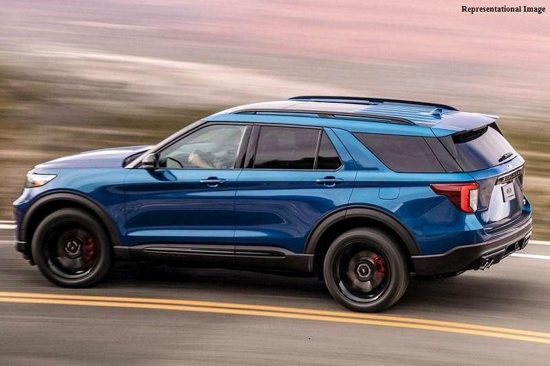 Ford Upcoming Suv In India In 2020 Ford Explorer 2020 Ford Explorer Suv