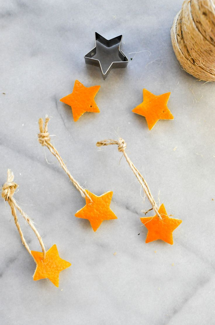 Photo of DIY Orange Peel Ornaments – This Healthy Table