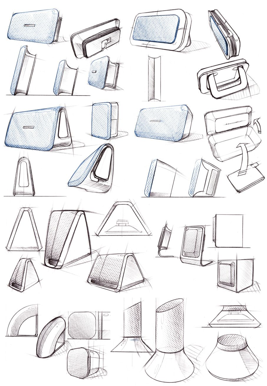 Industrial Design: Pin By Jerrold Ancheta On Sketch & Rendering Style