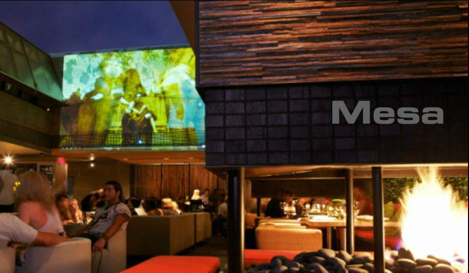 Mesa Lounge  Costa Mesa CA  restaurant  eateries
