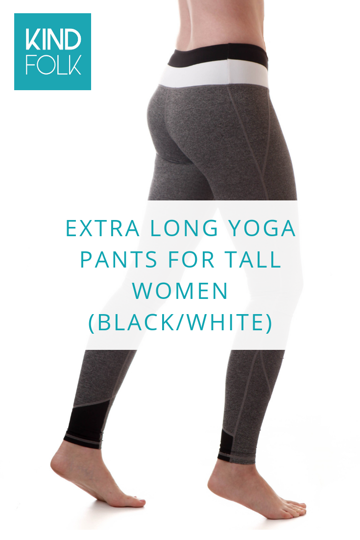"""d8fd02bba2fea The stretch of these performance tights allows for a 34"""" inseam to a 36""""  inseam and are excellent for women from 5'10"""" to 6'2"""". Buy these pants for  yourself ..."""