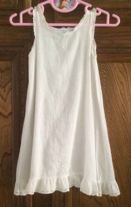 22a0ea069f7e Vintage Isabel Infant Bullock s Wilshire Baby Infant Ivory Dress ...