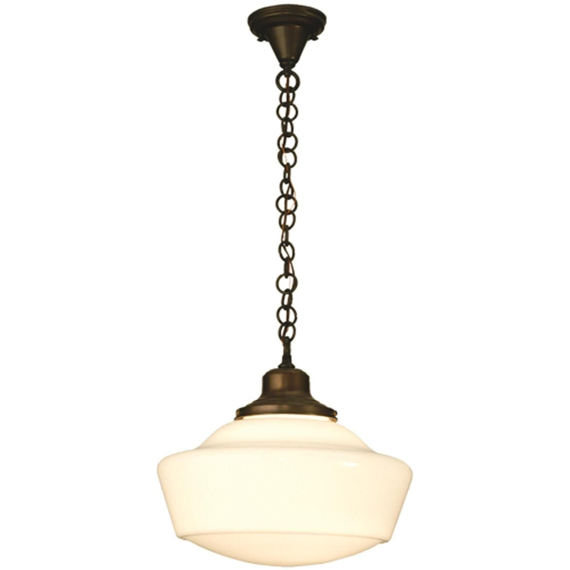 16 inch w revival schoolhouse w traditional globe pendant products rh pinterest at
