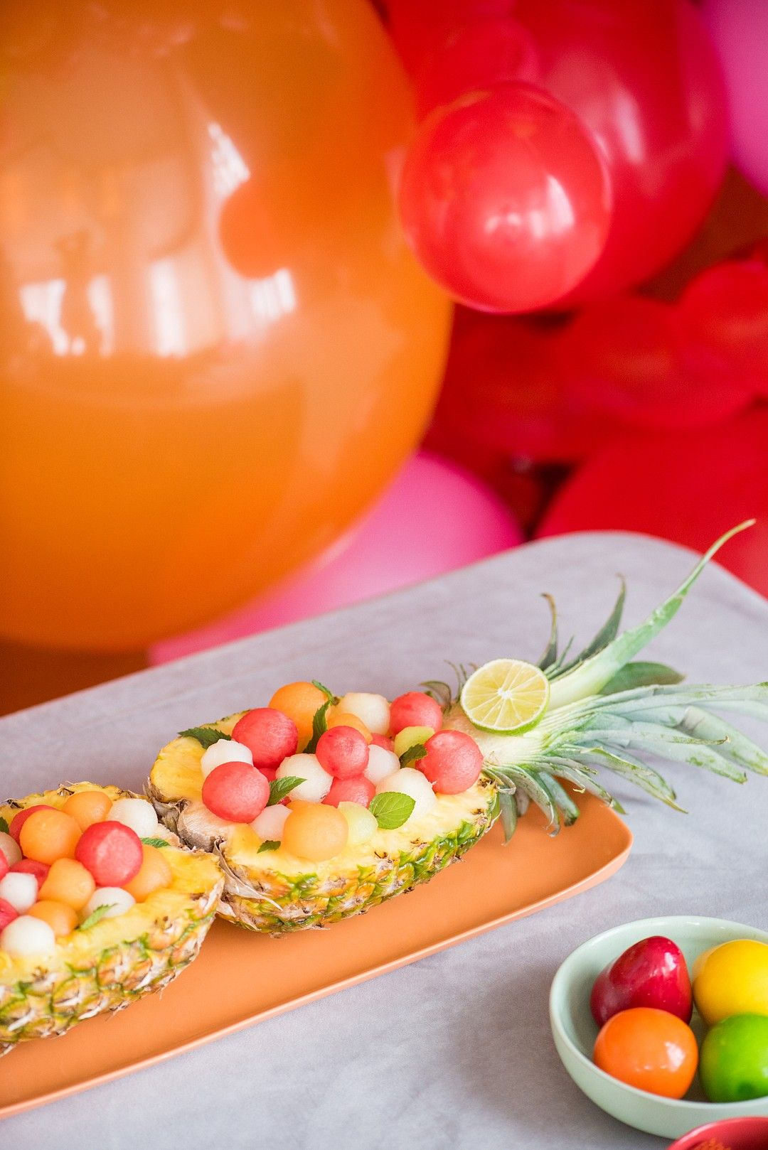 Incredible Ideas for a Tutti Frutti Birthday Party   Parties365