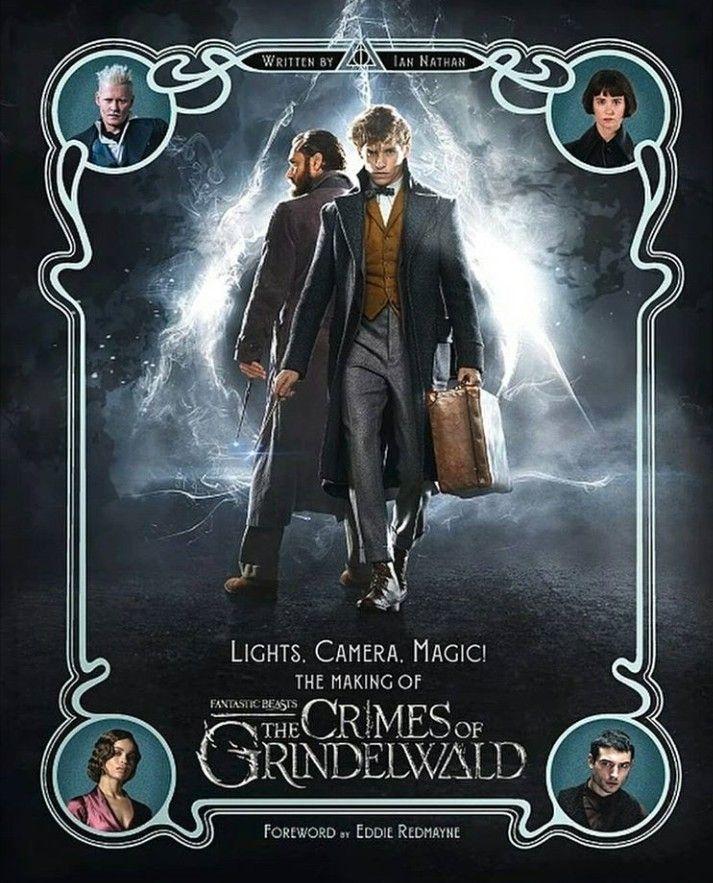 Pin De Igor Em Animais Fantasticos Os Crimes De Grindelwald Em