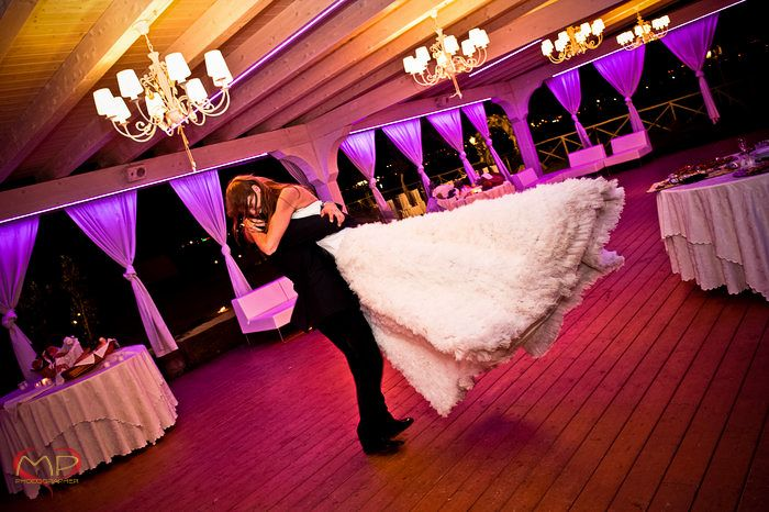 Wedding in Italy / First dance - let's make it move!
