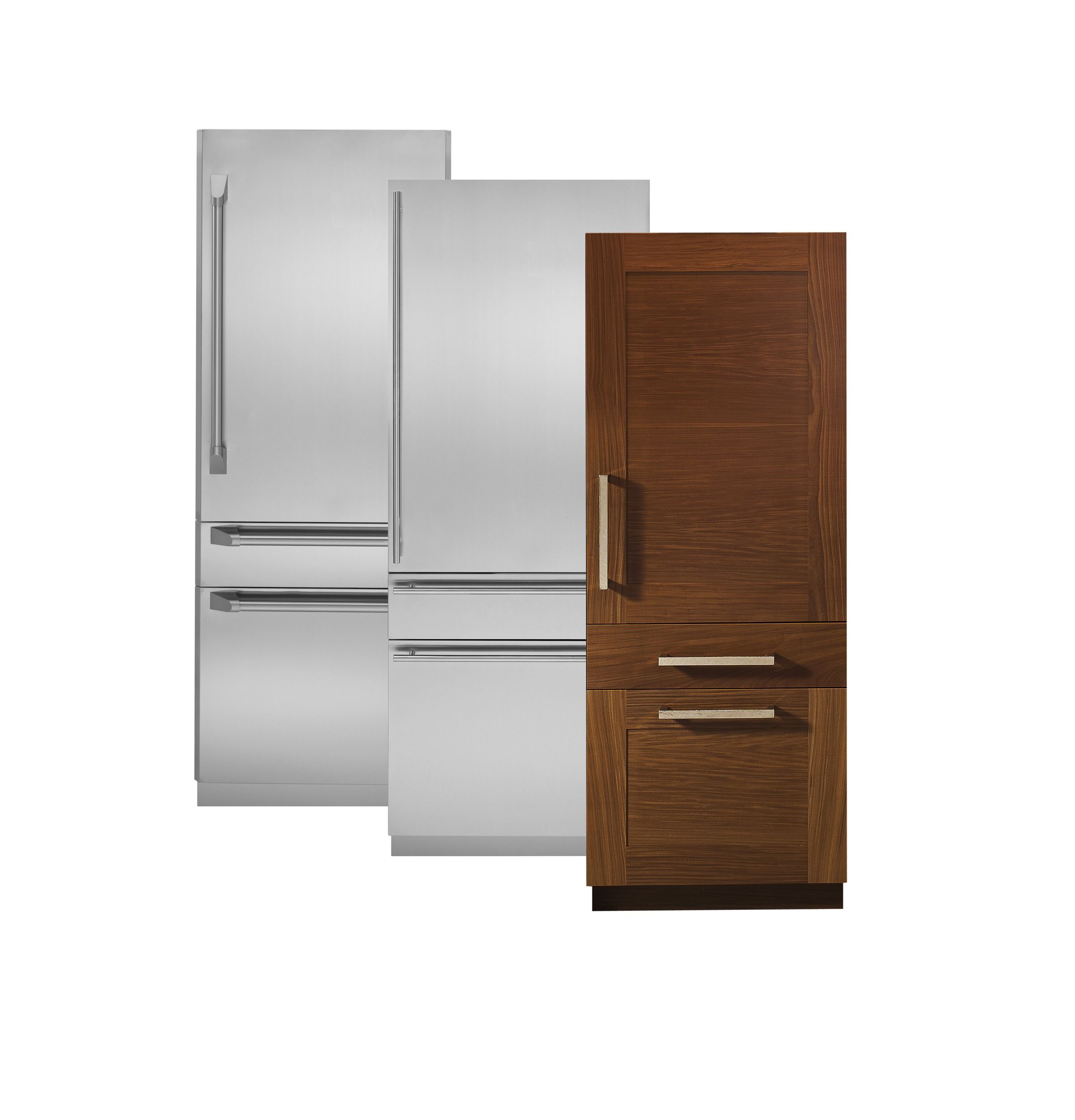 Monogram Fully Integrated Customizable Refrigerator For Single Or Dual Installation The Collection