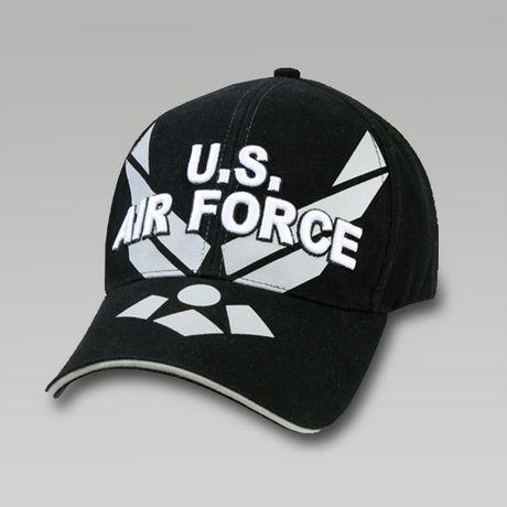 90f8b3a553773 USAF Big Wing Logo Hat