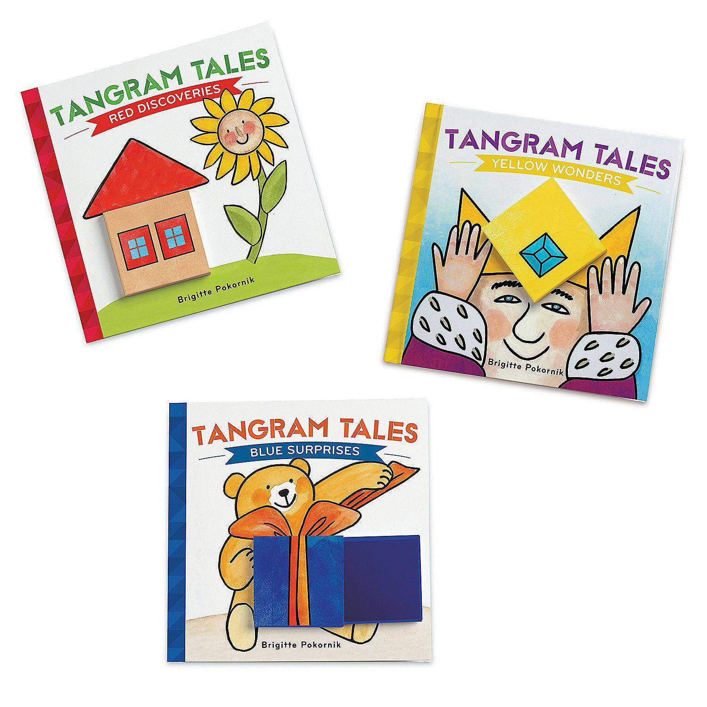 Tangram Tales Set Of 3