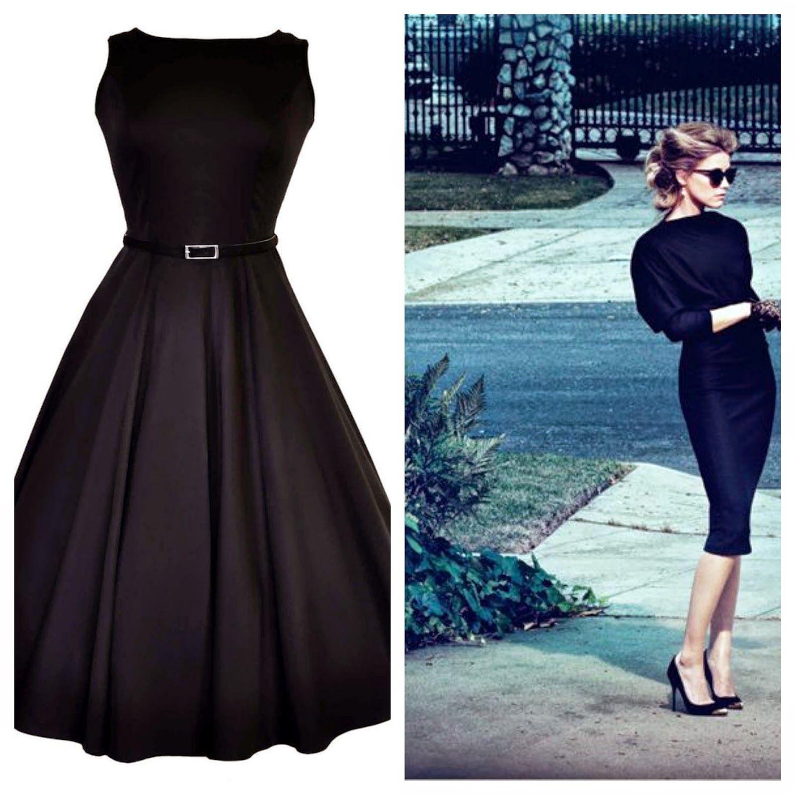 La Mode Dans Le Monde Tendance 2015 17 Robes Noires A Avoir Dans Son Dressing Robe Noire Mode Petite Robe Noire