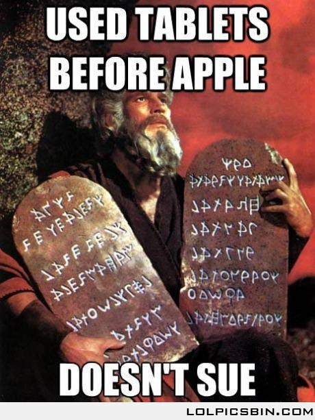 good guy moses…