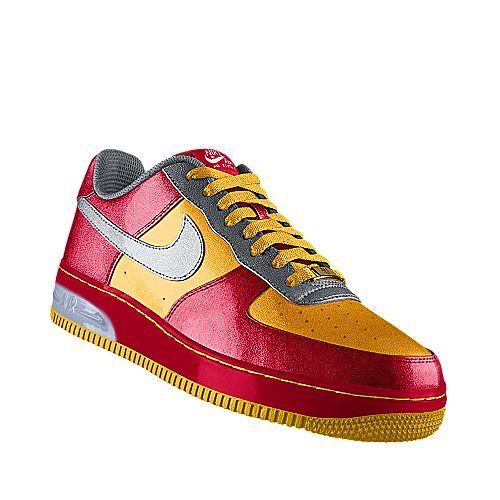 AF1 NikeID IronMan customs love them ! | Nike id, Shoes